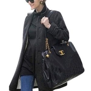 "🆕 Chanel CC "" Supermodel"" Jumbo Shoulder Bag"